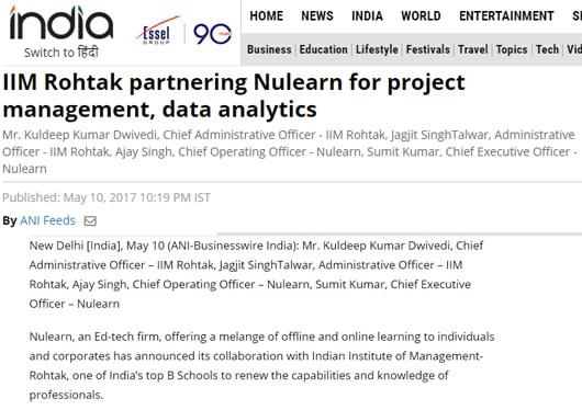 India News Agency
