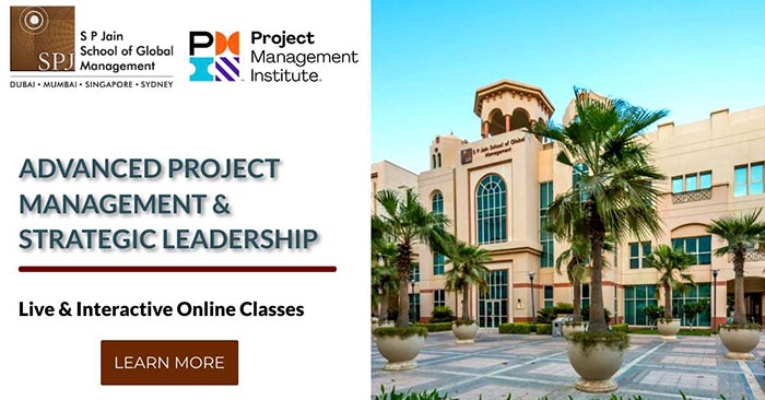 ADVANCED PROJECT MANAGEMENT & STRATEGIC LEADERSHIP