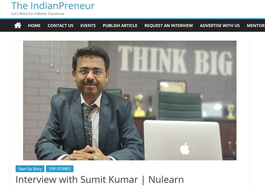 The Indian Preneur