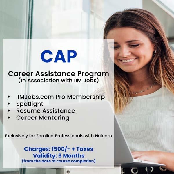 Career Assistance Program