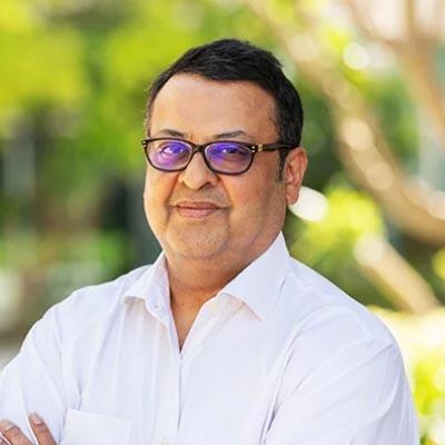 SP Jain President - Nitish Jain